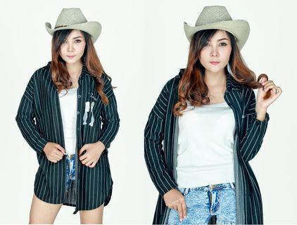 The simpson stripes outwear