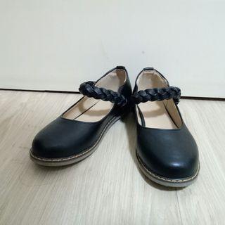 🚚 文青 瑪莉珍鞋 復古 法式優雅  九成新