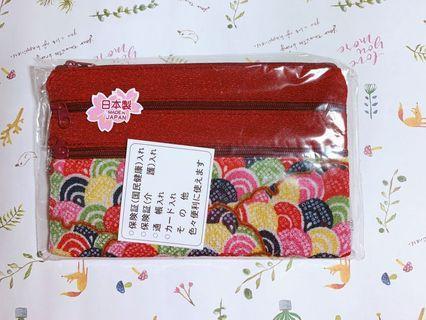 🚚 [全新]日本購入&製造 刺繡萬用包