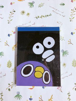 🚚 [全新]懶得鳥你&掰掰啾啾 萬用便條紙