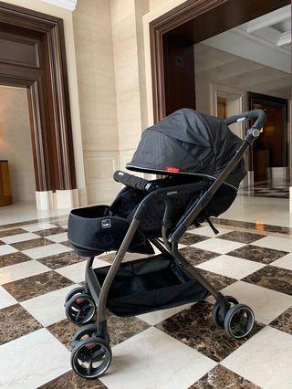 Aprica optia premium最高等級嬰兒推車