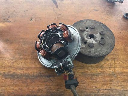magnet + coil y125