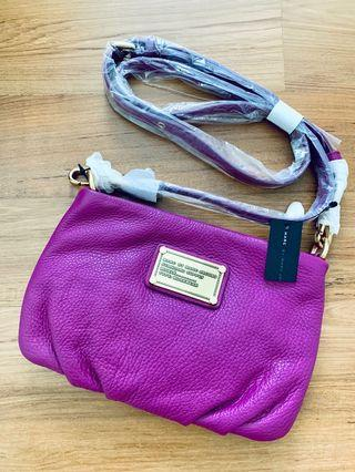 Brand New Marc by Marc Jacobs Classic Q Percy Bag