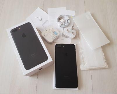 Iphone 7 Plus 128GB Original Set