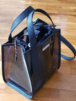 BN Charles & Keith handbag