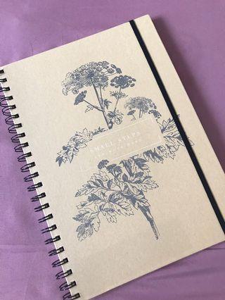 Cool A4 Notebook (Plain)