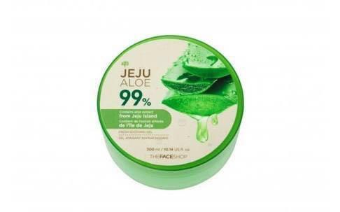 The face shop jeju aloe vera