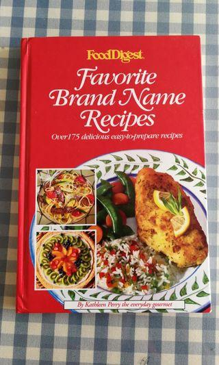 FoodDigest Favorite Brand Name Recipes