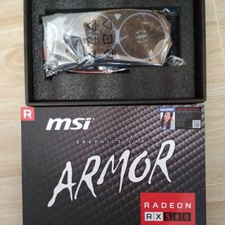 MSI Radeon RX580 8GB