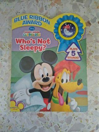 Mickey Mouse Clubhouse Story Book