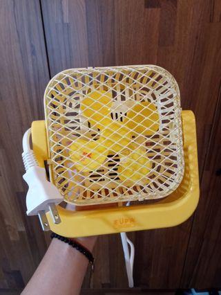 110v 鐵網 強勁小桌扇
