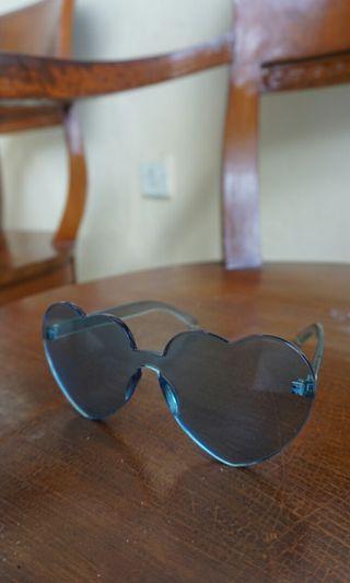 Blue Tosca Love Sunglasses