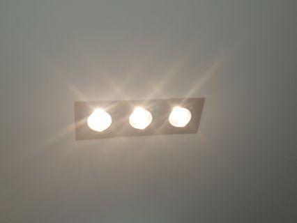LED 3 Hub Spot Light