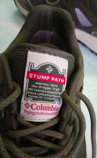 Columbia Stump Path omni -  tech