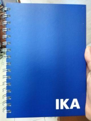 Notebook IKA
