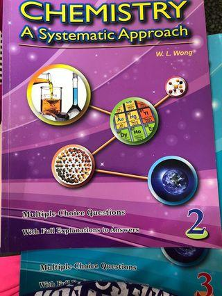[DSE Chemistry] Chemistry A Systematic Approach bk2&3