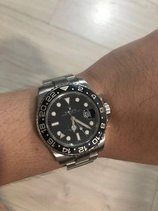 🚚 Cheapest Rolex GMT Master II 116710ln