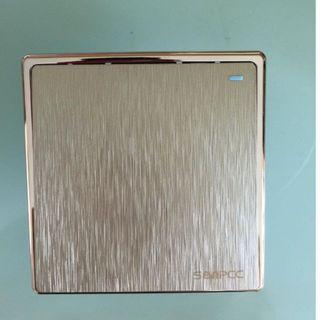 Light Switches from taobao (1/2 way switches)
