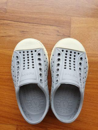 Native brand new grey shoes