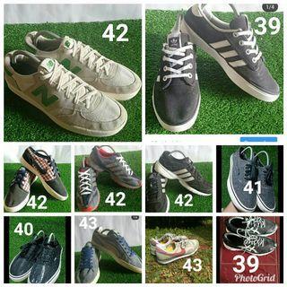 Sepatu sport dan sneakers second original
