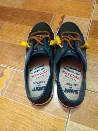 Sperry top-sider jaws seacoast sharks