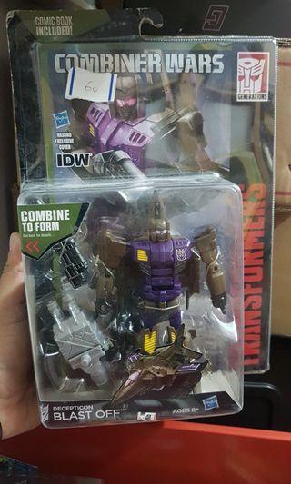 Transformers Combiner Wars Blast Off