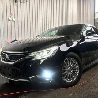 TOYOTA MARK X 2.5 2013