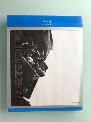 Blu Ray Transformers 第一集 美版 英文字幕