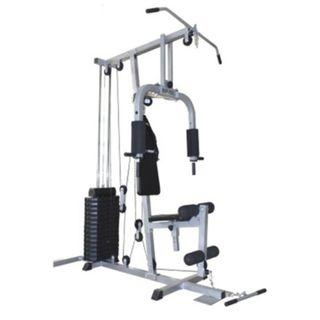 Iron Master 100 Pounds Home Gym Weight System (Black color)