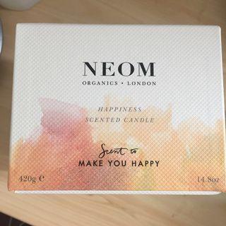 Neom香氛蠟燭hapiness 420g大容量