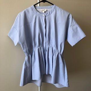 Seed Light Blue Shirt (Aus Size 6)