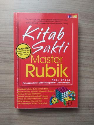 Kitab Sakti Master Rubik