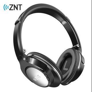 *1 LEFT* ZNT Soundfit Wireless Bluetooth Headphone (SEALED)