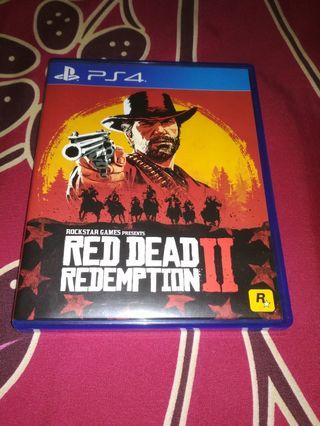 Game Red Dead Redemtion 2