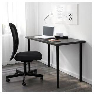 🚚 Ikea Linnmon Desk (Black)