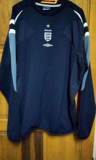 Jersey England Umbro