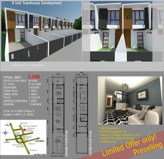 Most Affordable TownHouse for sale in Antipolo near Sumulong Highway
