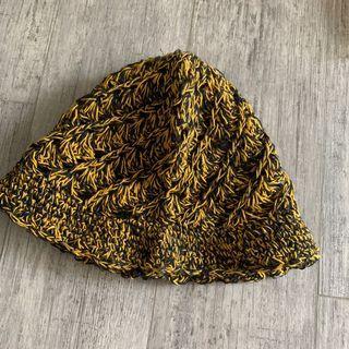 尼泊爾手織漁夫帽