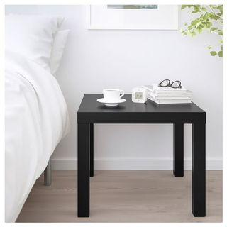 🚚 IKEA LAK Side Table (Black)