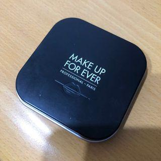 MAKE UP FOR EVER 蜜粉餅 空盒