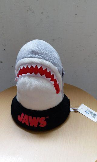 JAWS 大白鯊 毛公仔