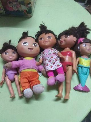 Dora explorer (price for all)