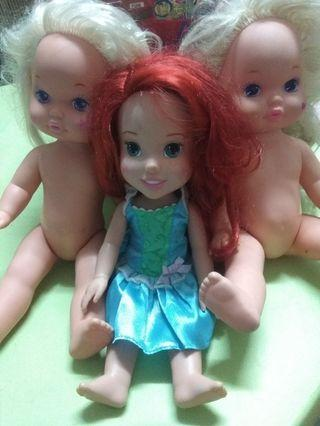 Twin baby doll only (Rapunzel sold)