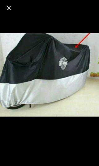 Brand new Motorbike cover water proof for honda or yamaha or Harley Davidson logo (very gd material n quality