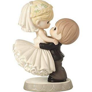"""Precious Moments Figurine """"Best Day Ever"""""""