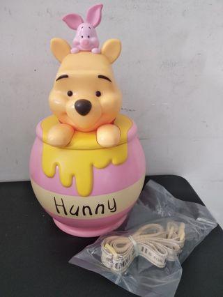 Winnie The Pooh  小熊維尼爆谷罐