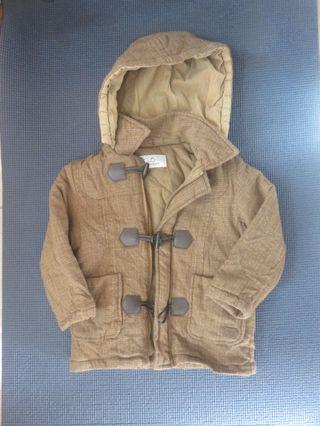 ChickeeDuck Thermal Hoodie Jacket