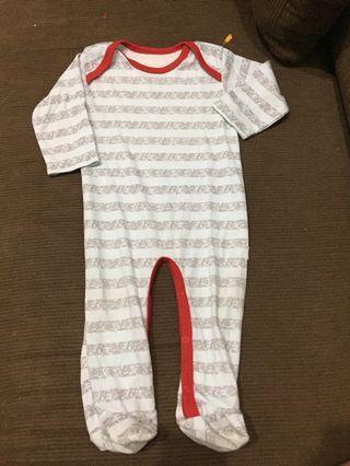 Sleepsuit for boys 6-9 mos