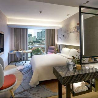Capri by Fraser China Square Singapore Hotel booking discount SALE