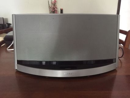 Bose SoundDock Series III Digital Music System with REMOTE